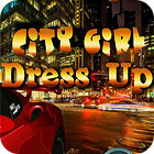City Girl DressUp 游戏