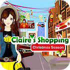 Claire's Christmas Shopping 游戏