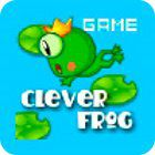 Clever Frog 游戏