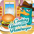 Cooking American Hamburger 游戏
