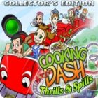 Cooking Dash 3: Thrills and Spills Collector's Edition 游戏