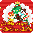 Cooking Frenzy. Christmas Cookies 游戏