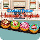 Cooking Frenzy: Homemade Donuts 游戏