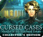 Cursed Cases: Murder at the Maybard Estate Collector's Edition 游戏