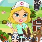 Cute Farm Hospital 游戏