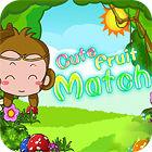 Cute Fruit Match 游戏