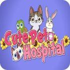 Cute Pet Hospital 游戏