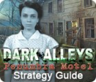 Dark Alleys: Penumbra Motel Strategy Guide 游戏