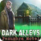 Dark Alleys: Penumbra Motel Collector's Edition 游戏