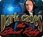 Dark Cases: The Blood Ruby 游戏