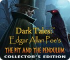 Dark Tales: Edgar Allan Poe's The Pit and the Pendulum Collector's Edition 游戏