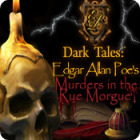 Dark Tales: Edgar Allan Poe`s Murders in the Rue Morgue Collector`s Edition 游戏