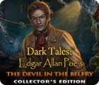 Dark Tales: Edgar Allan Poe's The Devil in the Belfry Collector's Edition 游戏