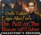 Dark Tales: Edgar Allan Poe's The Fall of the House of Usher Collector's Edition 游戏