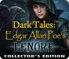 Dark Tales: Edgar Allan Poe's Lenore Collector's Edition 游戏