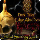 Dark Tales: Edgar Allan Poe's Murders in the Rue Morgue Strategy Guide 游戏