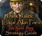 Dark Tales: Edgar Allan Poe's The Gold Bug Strategy Guide 游戏