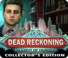 Dead Reckoning: Sleight of Murder Collector's Edition 游戏