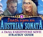 Death Upon an Austrian Sonata: A Dana Knightstone Novel: Strategy Guide 游戏