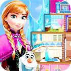 Decorate Frozen Castle 游戏