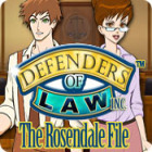 Defenders of Law: The Rosendale File 游戏
