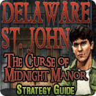 Delaware St. John: The Curse of Midnight Manor Strategy Guide 游戏