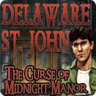 Delaware St. John - The Curse of Midnight Manor 游戏