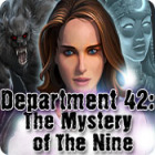 Department 42: The Mystery of the Nine 游戏