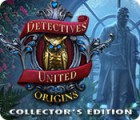 Detectives United: Origins Collector's Edition 游戏