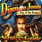 Diamon Jones: Eye of the Dragon Strategy Guide 游戏