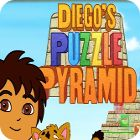 Diego's Puzzle Pyramid 游戏