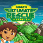 Go Diego Go Ultimate Rescue League 游戏