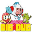 Dig Dug 游戏