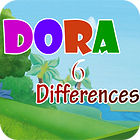 Dora Six Differences 游戏
