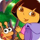 Dora the Explorer: Online Coloring Page 游戏