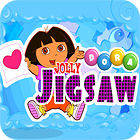 Dora the Explorer: Jolly Jigsaw 游戏