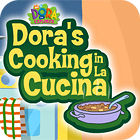 Dora's Cooking In La Cucina 游戏
