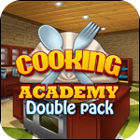 Double Pack Cooking Academy 游戏