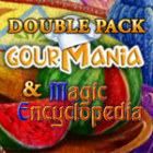 Double Pack Gourmania and Magic Encyclopedia 游戏