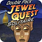 Double Pack Jewel Quest Solitaire 游戏