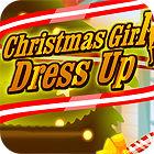 Dress-Up Christmas Girl 游戏