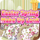 Easter Spring Make Up Look 游戏