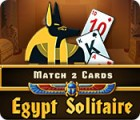 Egypt Solitaire Match 2 Cards 游戏