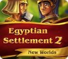 Egyptian Settlement 2: New Worlds 游戏