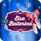 Elsa Ballerina 游戏