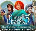 Elven Legend 5: The Fateful Tournament Collector's Edition 游戏