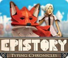 Epistory: Typing Chronicles 游戏
