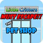Escape The Pet Shop 游戏