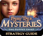 Fairy Tale Mysteries: The Puppet Thief Strategy Guide 游戏