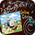 Family Guy Online Coloring 游戏